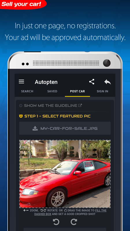 Android Cheap Cars For Sale - Autopten Screen 18