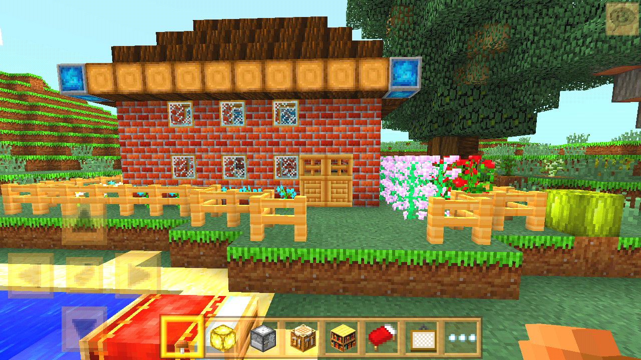 Android Extreme Craft: Building Screen 2