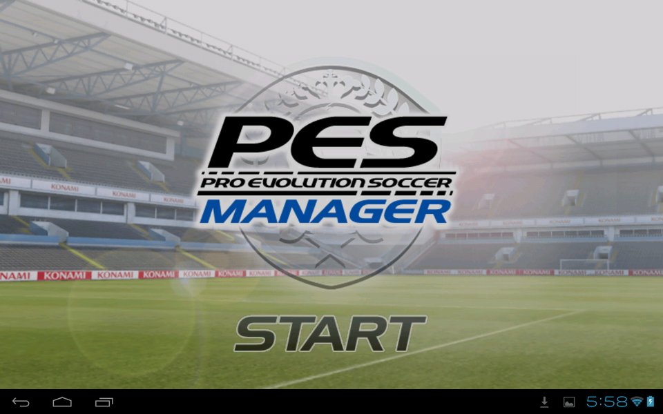 PES MANAGER 1 0 9 APK Download by KONAMI   Android APK