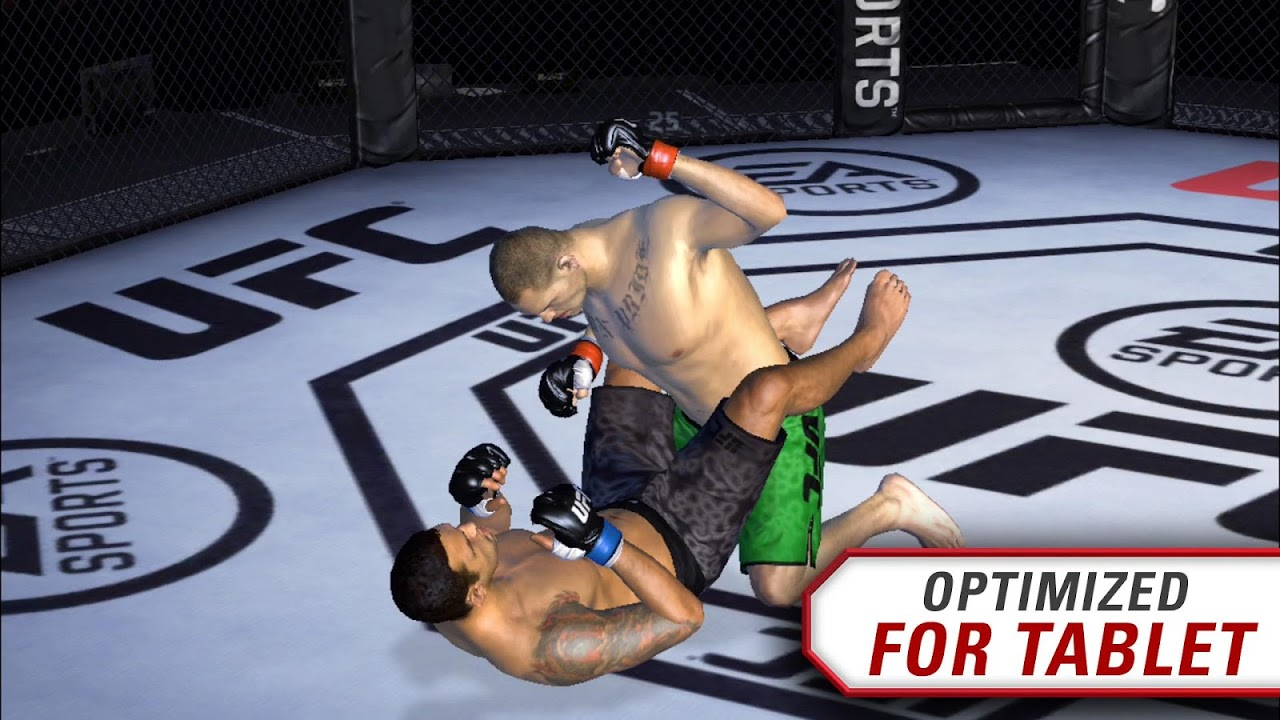 EA SPORTS UFC 1.9.3418328 Screen 8