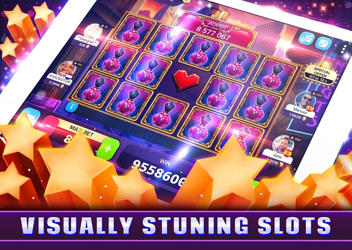 Android Huuuge Stars™ Slots Casino Games Screen 4