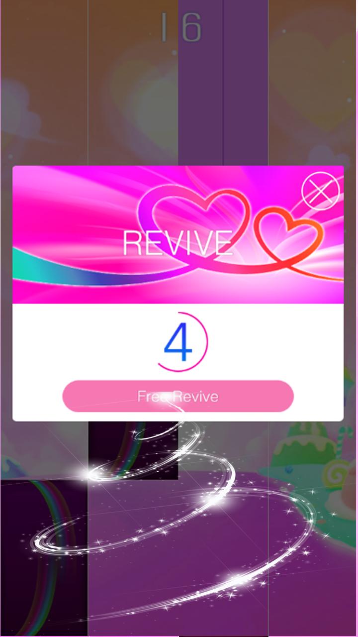 Android Enchanted Magic Piano Tiles Screen 3