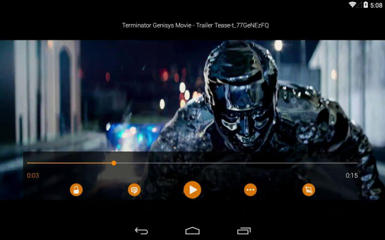 Android VLC for Android Screen 69