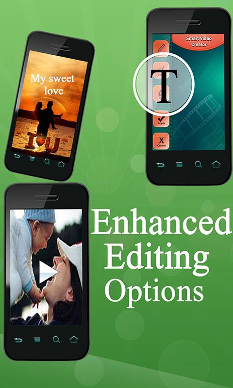 Android Smart Video Creator Screen 8