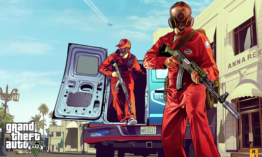 Grand Theft Auto V (GTA5) 1.0 Screen 3