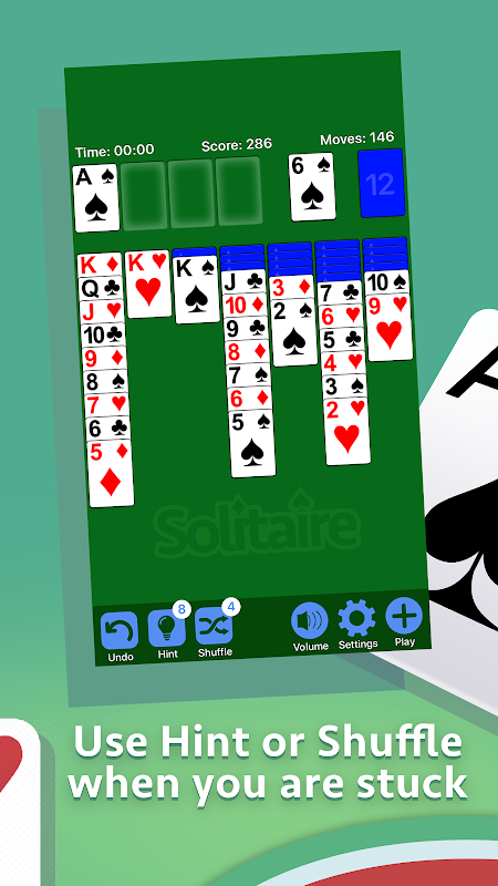 Solitaire 4.2.1 Screen 7