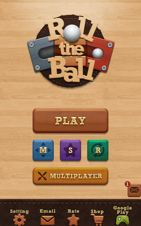 Roll the Ball� - slide puzzle 1.7.46 Screen 9