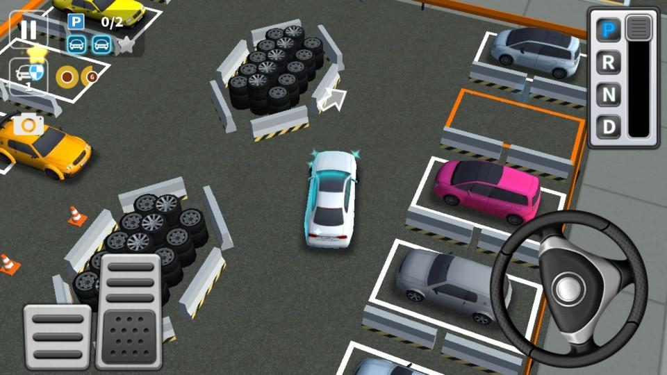 Android Parking King Screen 2