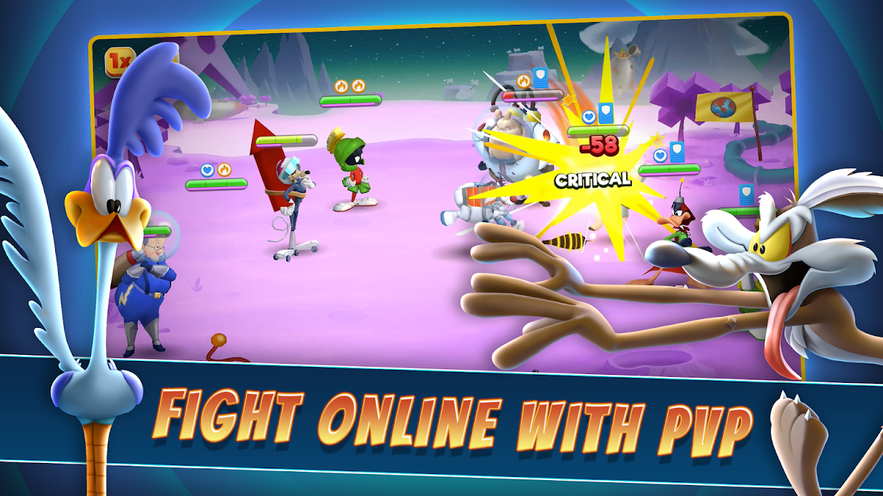Looney Tunes™ World of Mayhem - Action RPG 13.0.5 Screen 2