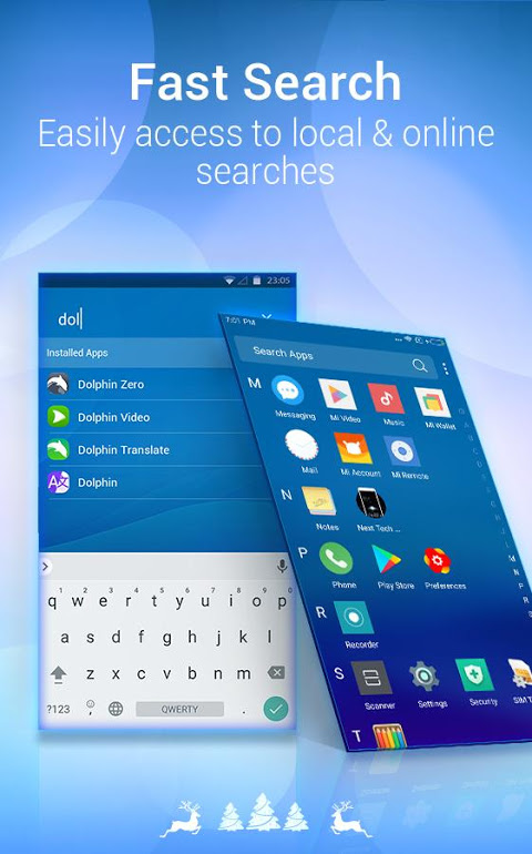 Android U Launcher Lite – FREE Live Cool Themes, Hide Apps Screen 4