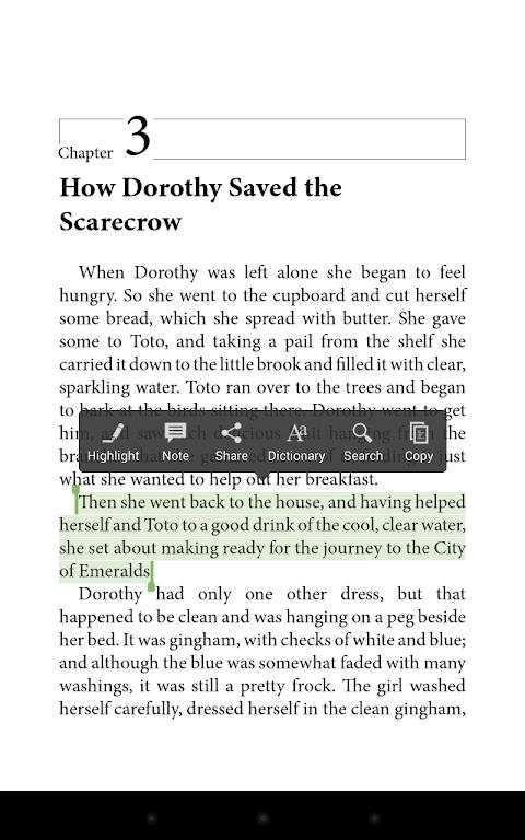 Aldiko Book Reader 3.1.3 Screen 15