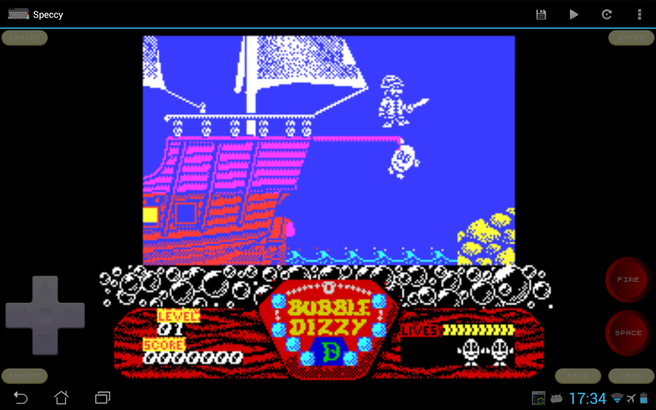 Speccy - ZX Spectrum Emulator 3.3.3 Screen 20