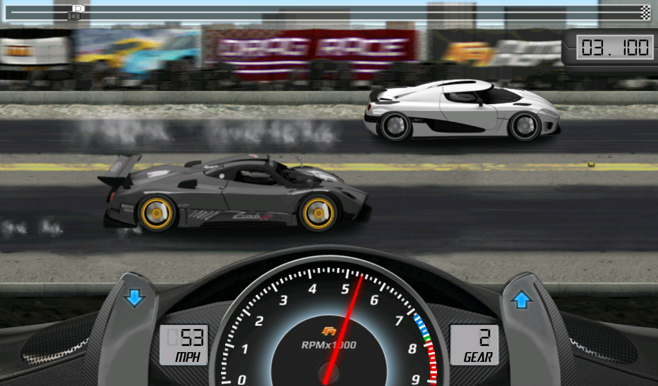 Drag Racing 1.7.25 Screen 9