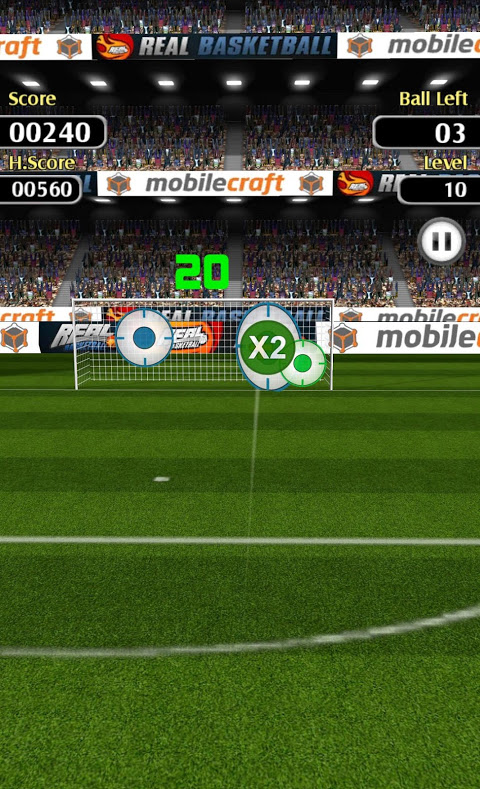Flick Shoot (Soccer Football) 3.4.5 Screen 7