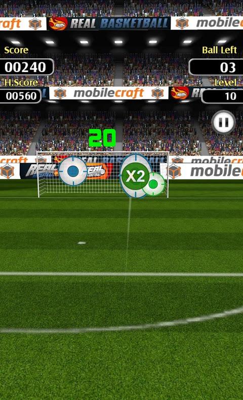Android Flick Shoot (Soccer Football) Screen 7