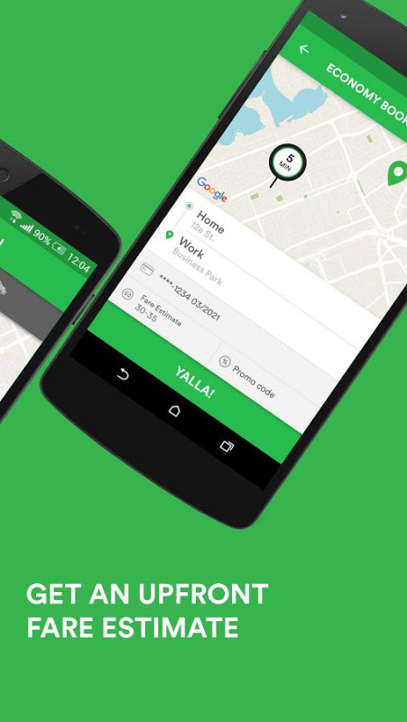 Careem - Car Booking App 8.5.0 Screen 1