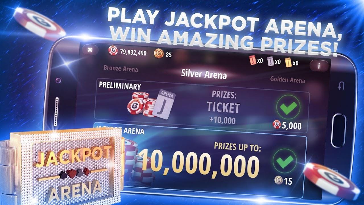 Poker Texas Holdem Live Pro 6.3.1 Screen 7