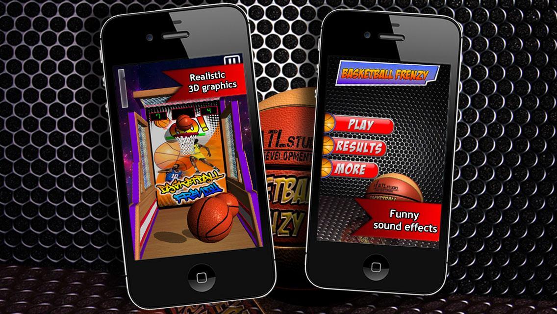 Basketball Frenzy 1.2 Screen 6