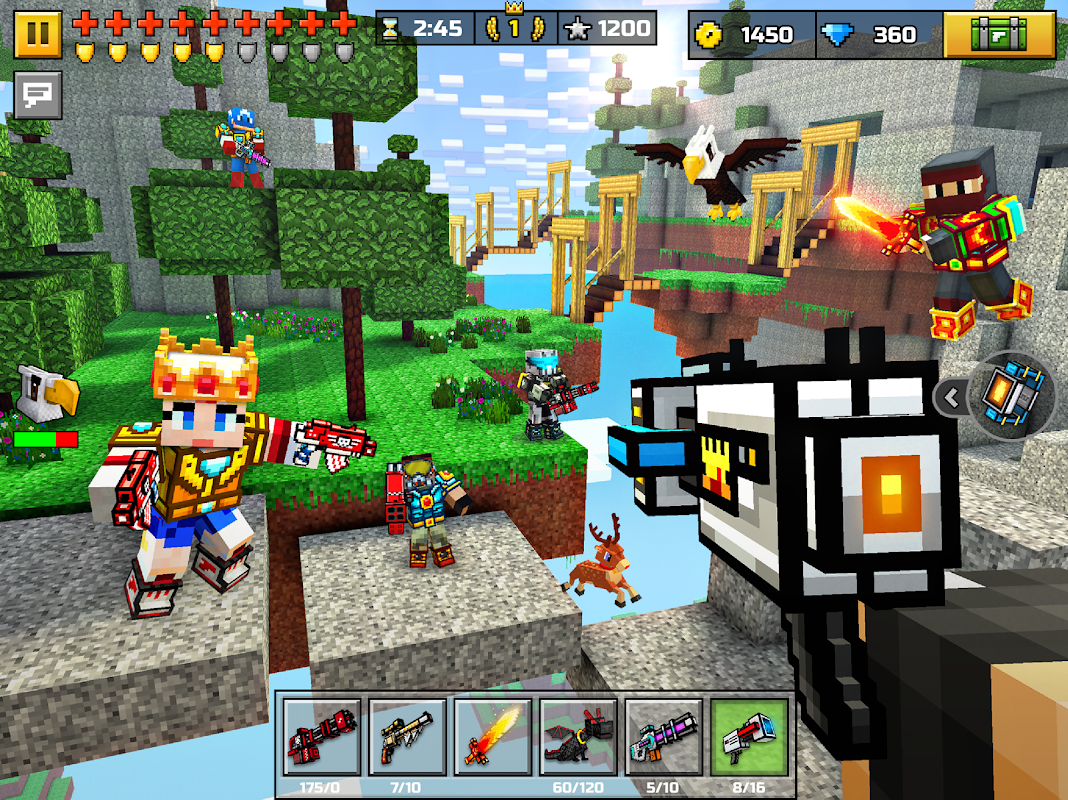 Pixel Gun 3D (Pocket Edition) 16.8.0 Screen 6