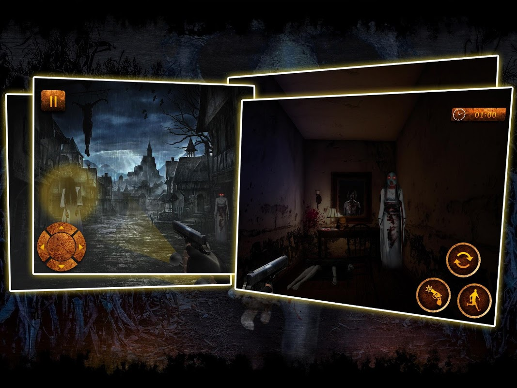 Evil Haunted Ghost – Scary Cellar Horror Game 1.1 Screen 13