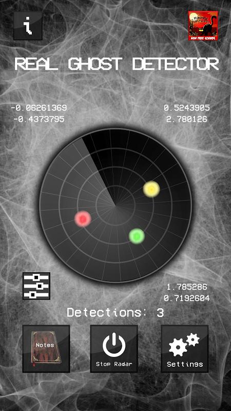 Real Ghost Detector - Radar 1.5.8 Screen 3