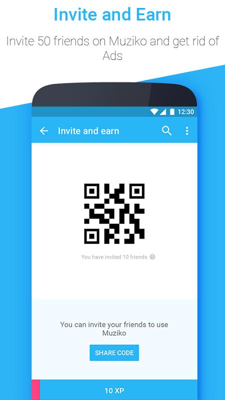 Android Muziko Music Player & Tag Edit Screen 6