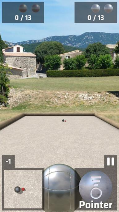 Android La pétanque Screen 2