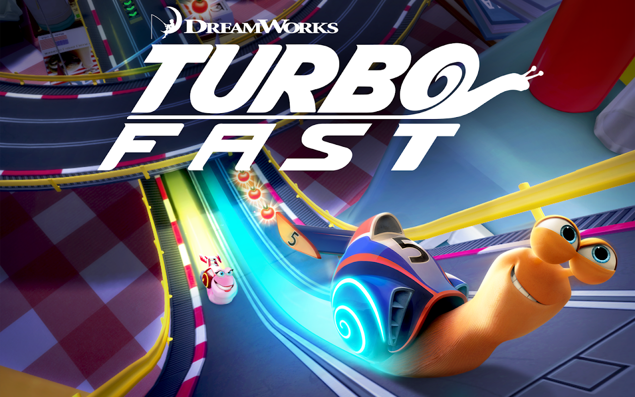 Android Turbo FAST Screen 13