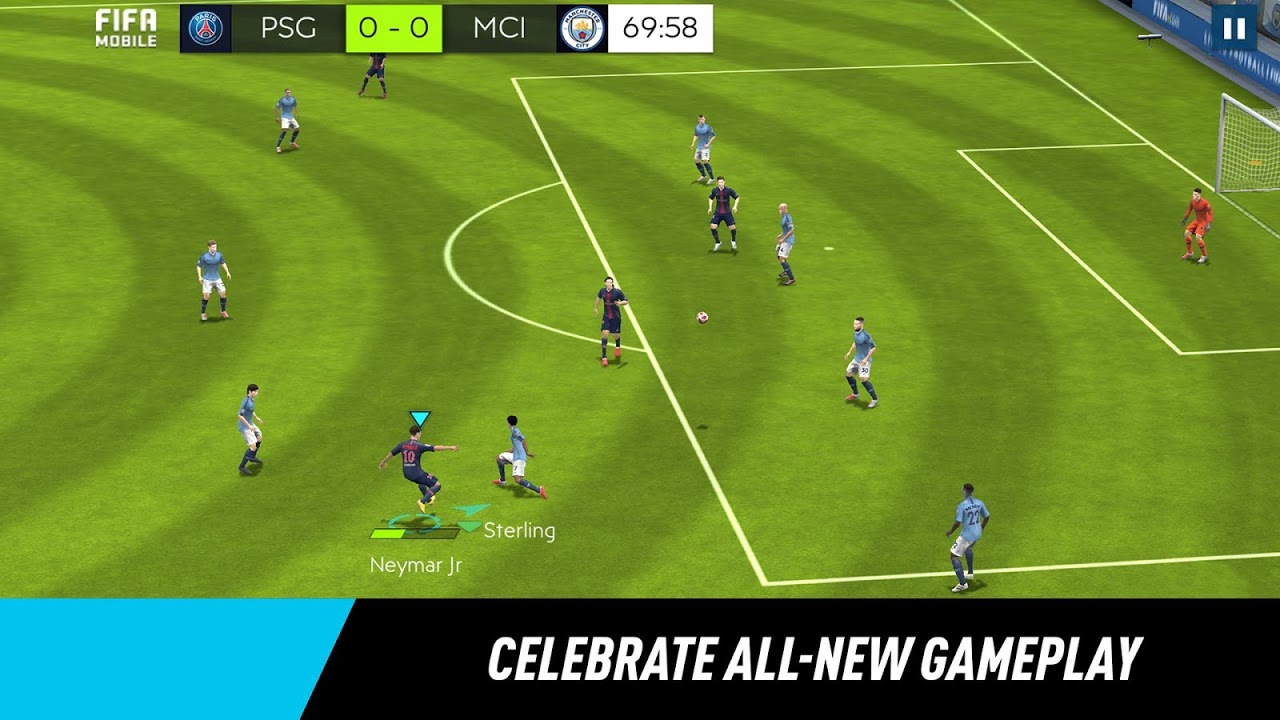 FIFA Mobile Football 12.1.00 Screen 1