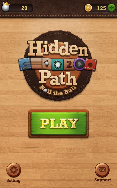 Roll the Ball: Hidden Path 1.0.28 Screen 6
