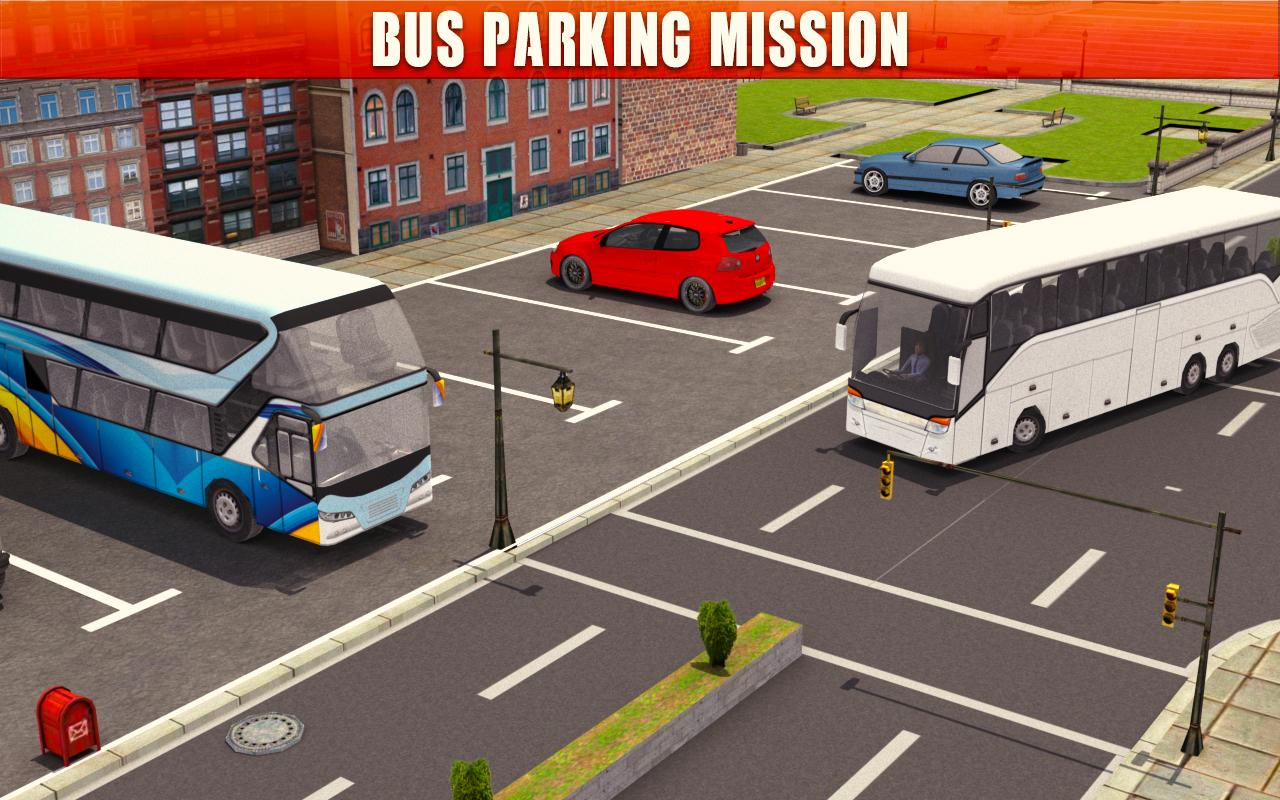 Android Bus Simulator Coach Driver Screen 5