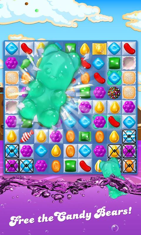 Android Candy Crush Soda Saga Screen 7