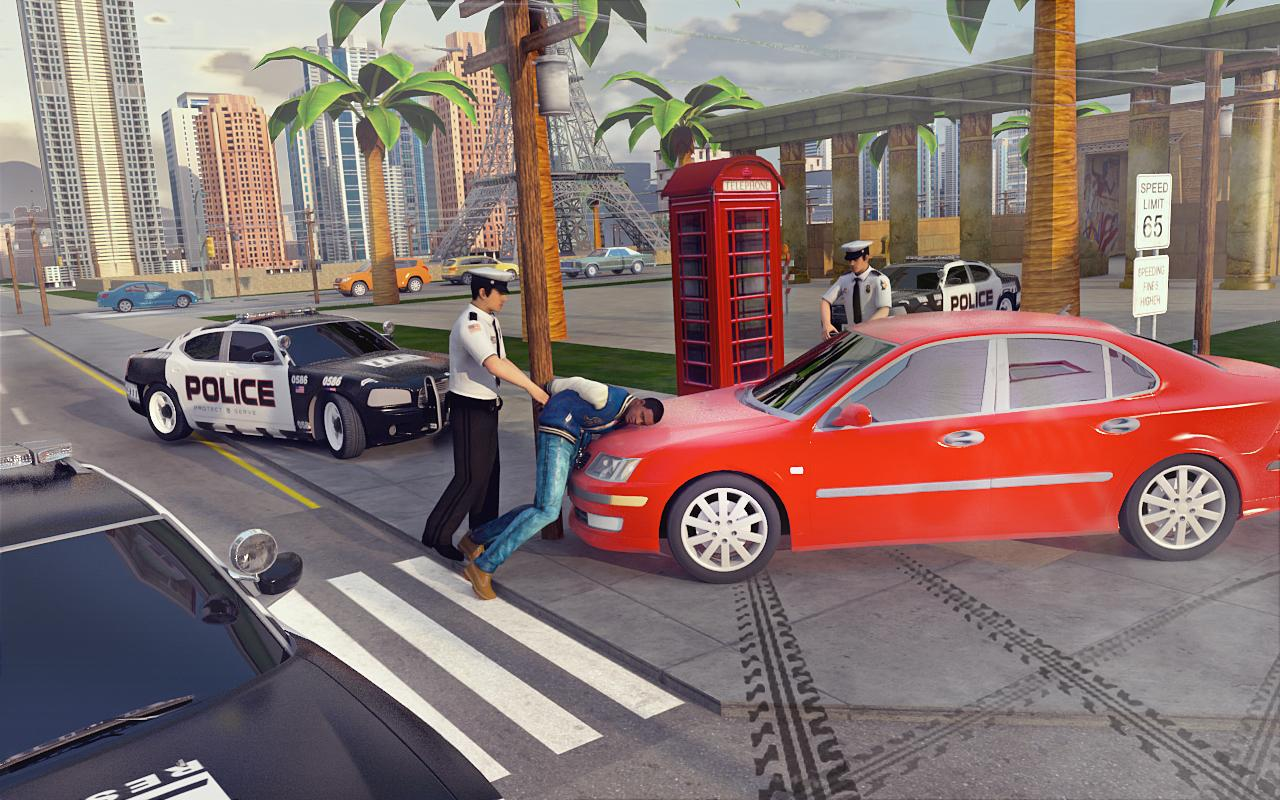 Grand Crime Auto Gangster Andreas City 1.1 Screen 2