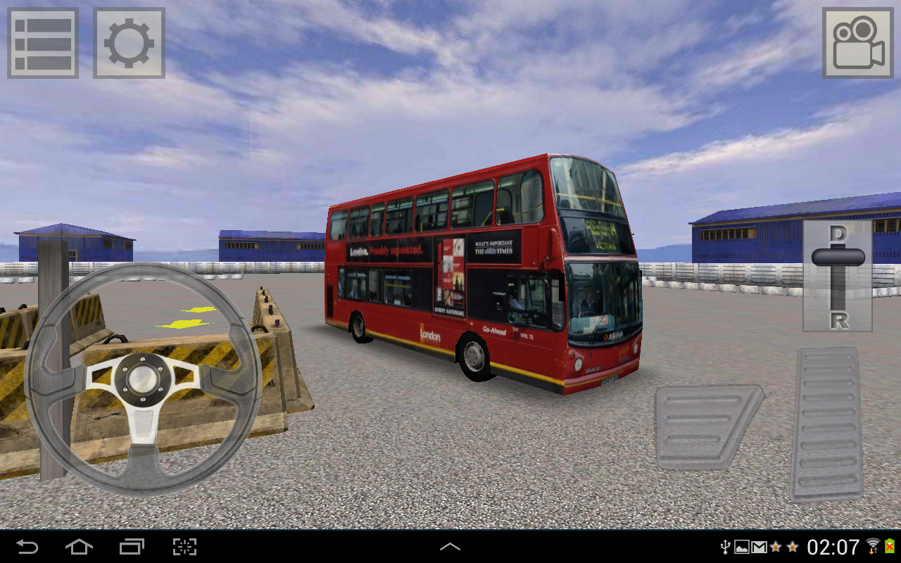 Android Bus Parking 2 Screen 8