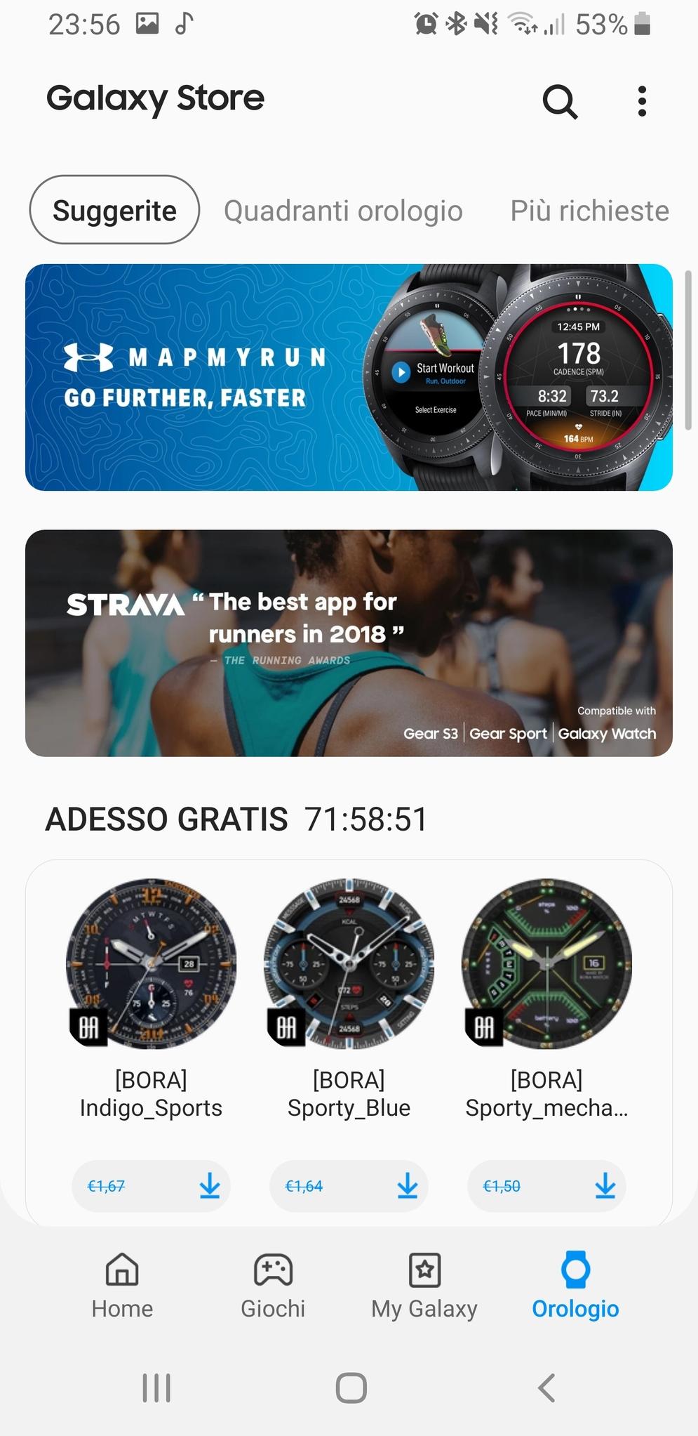 Galaxy Apps 6.6.01.0 Screen 3