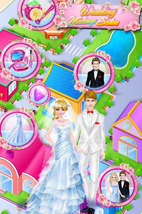 Android wedding makeup salon Screen 4