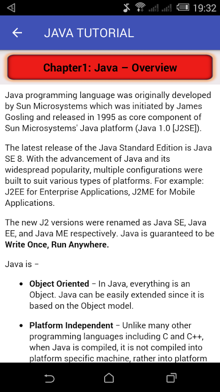Learn Java Programming APKs | Android APK