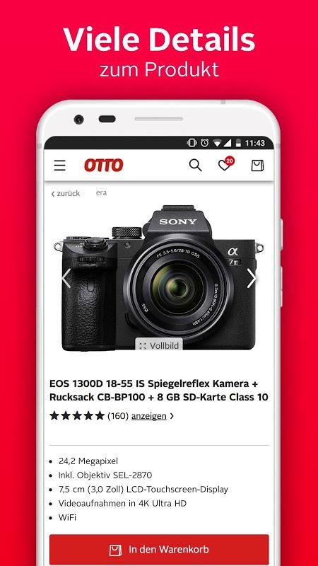 Android OTTO - Shopping für Mode & Wohnen Screen 2