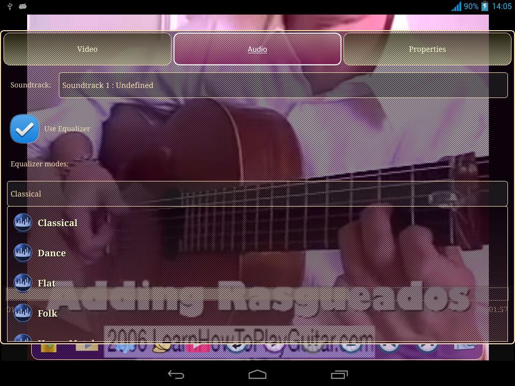 DFM Player 4.88 Screen 3