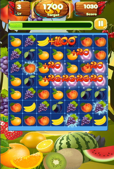 Android Fruits Legend Screen 4