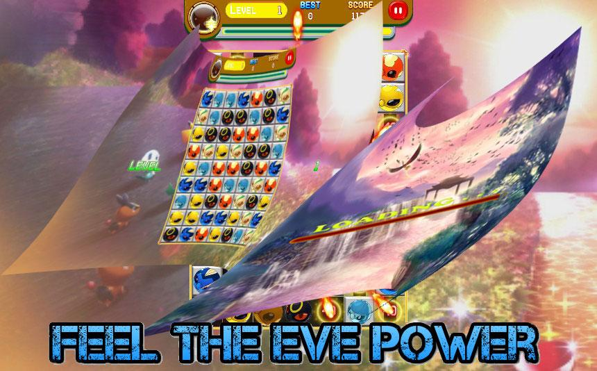 Android Eve Ball Frenzy Screen 2