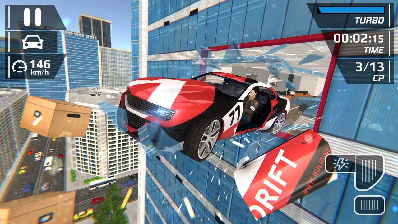 Smash Car Hit - Impossible Stunt 1.2 Screen 2