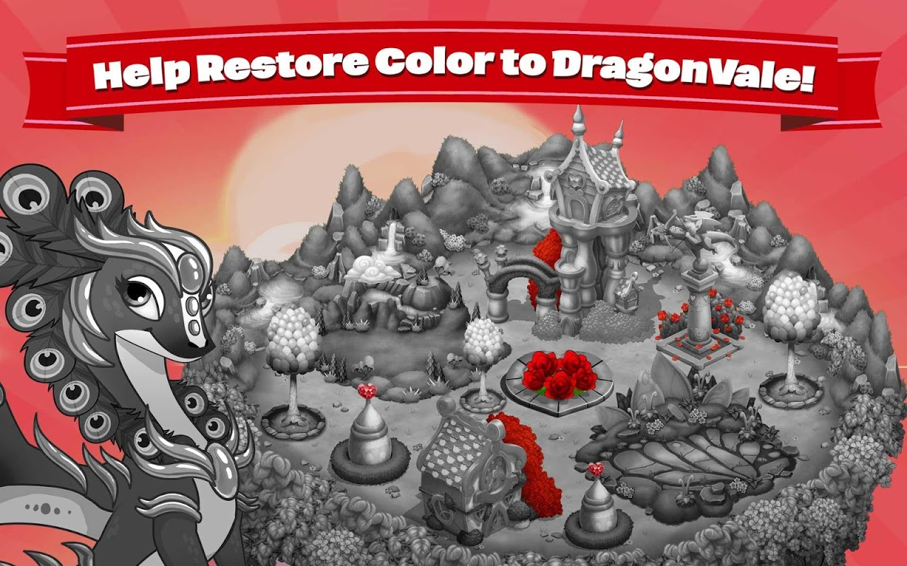 DragonVale 4.13.0 Screen 1