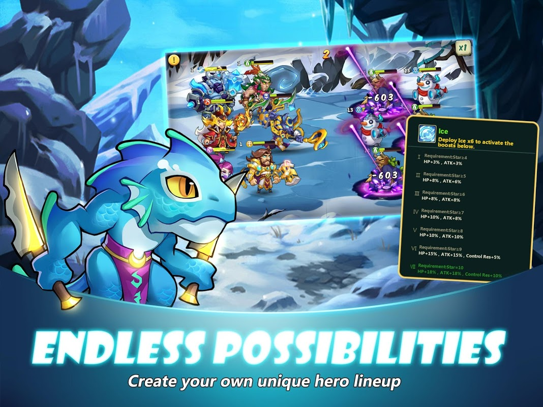 Android Endless Odyssey Screen 14