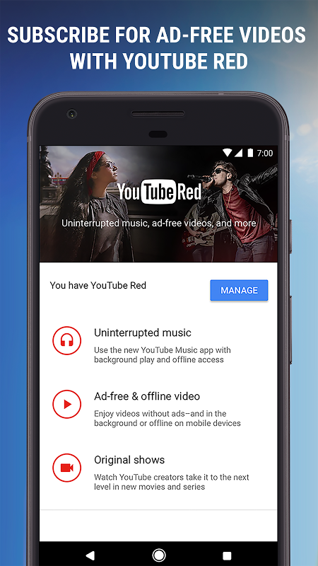 Android Google Play Music Screen 5