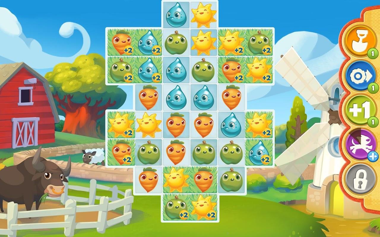 Android Farm Heroes Saga Screen 2