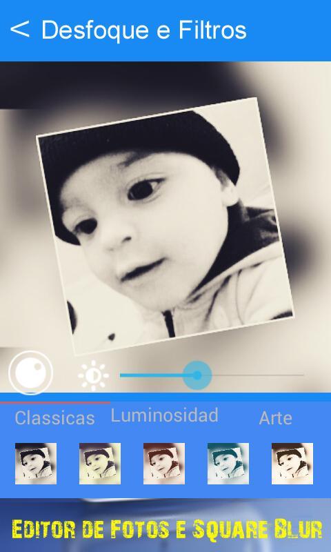 Android Editor De Fotos SnapChat Emoji Screen 1