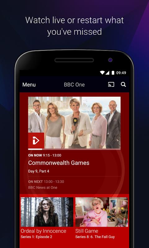 Android BBC iPlayer Screen 5