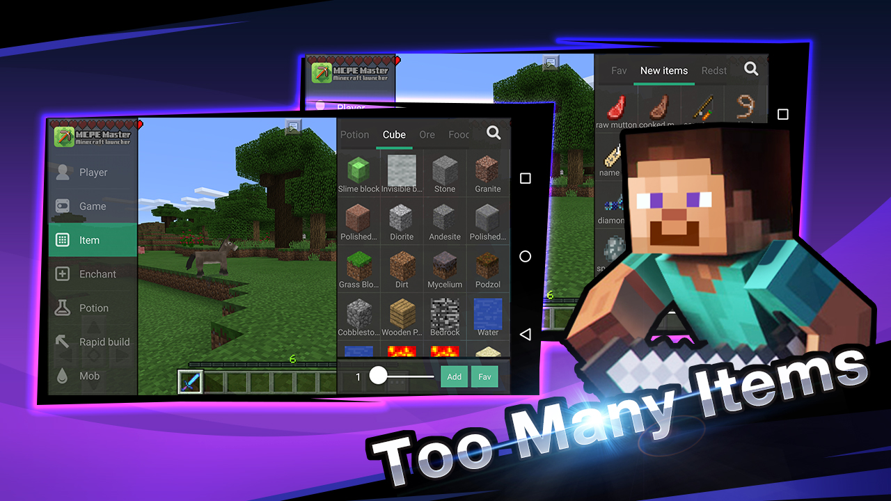 Master for Minecraft- Launcher 2.0.22 Screen 6