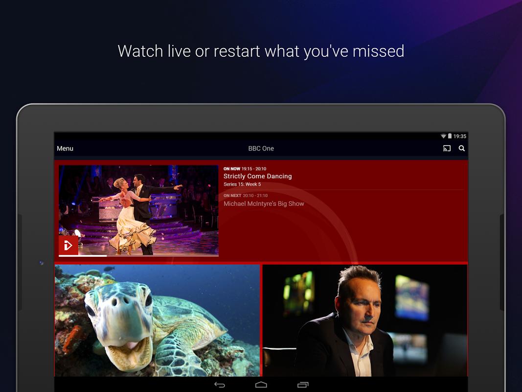 Android BBC iPlayer Screen 21